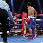 Round 6 knockdown. #PacAlgieri http://t.co/rUfbeLPLJ9