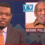 SNLs Michael Che Hopes to Forgive Dr. Huxtable Despite Cosby Allegations: I Forgave Kramer http://t.co/UoHfE00fFl http://t.co/vmOYGk6qET