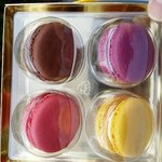 141123 Apink prepared macaroons for fans who attended SBS Inkigayo today! (2) http://t.co/0oQwDOeUwy