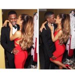 They are the cutest couple ever #MTVStars Ariana Grande http://t.co/q7NbMqF1hR