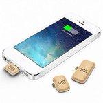 【かわいすぎる】ダンボール製の小さなiPhone用バッテリー http://t.co/ZUNzw13QHm 大きなモバイルバッテリーは持ち歩きたくないし…というあなたにうってつけ! http://t.co/bow6dbYPgq
