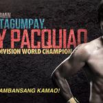 BREAKING: @MannyPacquiao defends WBO Welterweight title vs. @ChrisAlgieri via unanimous decision. #PacAlgieri http://t.co/aVkEwc0qKm