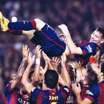 Лео Месси стал лучшим бомбардиром Ла Лиги всех времен! Невероятное достижение! Невероятный Месси! http://t.co/NySKKHIPXA