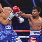 Manny Pacquiao connects on 121 more punches in fight, handing Chris Algieri his 1st career loss. http://t.co/4UFKqpouS5