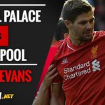 [Preview] http://t.co/ckhHzFe18C - Crystal Palace vs Liverpool, Kans Revans | Minggu (23/11, 20.30 WIB) beIN Sports 3 http://t.co/6mJQzrfZxY