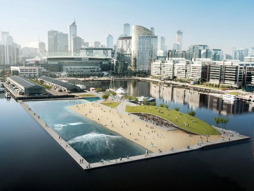 RT @Botanichka: Проект парка с искусственными волнами в Мельбурне. Архитекторы Damian Rogers Architecture http://t.co/UfRvb0Oq44