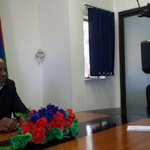 Swapo party SG aplogises to the nation for referring to people as aathigona (poor) at a rally yesterday. http://t.co/kOj6rC4kZS