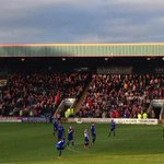 Doncaster Rovers at Rochdale yesterday #DRFC http://t.co/Ngovn1l5CK