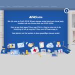 Dat is nog eens leuk inloggen op zondag! :-) Onze InSite pagina in een nieuw jasje na installatie Profit 2016 #AFAS http://t.co/Ky7ravIzIy
