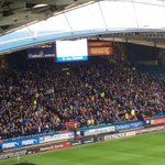 Sheffield Wednesday at Huddersfield Town yesterday #SWFC http://t.co/qeIg9rAqvL