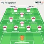 De basiself voor vandaag in de uitwedstrijd tegen SV Grol #vvh #grohoo http://t.co/tnudXeazM1