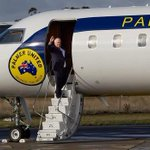 .@CliveFPalmer attempts to suppress the existence of his $70m private plane. http://t.co/6AWKIawAp5 http://t.co/Kz8gSv7L6W