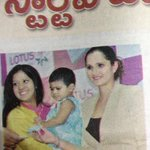 RT @harishrao7777: @MirzaSania for a very good cause for children http://t.co/3xzY5Lsx4z