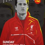 The break is over and #LFC are back in action today, taking on Crystal Palace at Selhurst Park... http://t.co/KygWjZhZm4