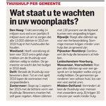 Zoetermeer moet zich schamen. Als enige gemeente in de regio géén schoon huis voor gehandicapten en hoogbejaarden. http://t.co/TmPmMyo8Qy