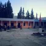 Les bureaux sont déjà vide ! #TnElec #Oservateur #ملاحظ #تونس #TnElec. la participation est très en deçà du 26/10 http://t.co/Id3tmOYF3F