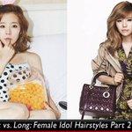 ICYMI: [POLL] Short vs. Long: Female Idol Hairstyles Part 2 http://t.co/PVNybVwwHb http://t.co/xrlXrmTbfu