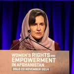 #Afghan women need to reclam their past strength and leadership #RulaGhani #afghanwomenoslo #HerAfghanistan @AWNKabul http://t.co/sT3yF7ytvQ