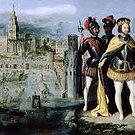 El 23 de noviembre de 1248 la Isbiliya musulmana se rendía a las tropas del rey San Fernando. #Sevillahoy #culturasev http://t.co/t8iyvv7rGv