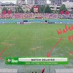 #AFFSuzukiCup Match Delayed ??? Why ??? Rain before match .. :) #Malaysia vs #Myanmar #AFFSuzukiCup http://t.co/awtmMkb7FK