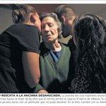 Historia de 2 mujeres: a una la auxilia el @RVMOficial A la otra la despide la infanta en la Catedral #CarmenSeQueda http://t.co/2GUN9XZSyM