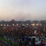 Gujranwala ka mausam badalny giya hai... Gujranwala ah giya ha Khan #GujranawalaForPTI #GujranwalaStandsWithIK http://t.co/h9mv0frxsy