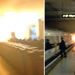 Charing Cross fire: Live updates as central London train station is evacuated following blaze http://t.co/MSKjhEFjV7 http://t.co/3WvaGQTHWe