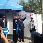 Das wohl beliebteste Ehepaar von #Tunesien : Hamma Hammami und Radhia Nasraoui #tnelec #TnPrez http://t.co/XeTcKyTKJP
