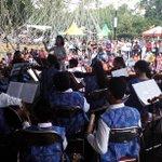 16.57 | Penampilan Ansambel AFC Taman Budaya Yogya di TIM Jakarta http://t.co/5WHolNSBFB