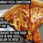 HUNGOVER? SKINT? NEED PIZZA?  We got you...  Win everything in this photo  RT + FOLLOW TO ENTER  Winner @ 8PM http://t.co/Z7WFbhspSg