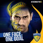 One Face, One Goal. #CHE #LetsFootball http://t.co/ohCzc5OOay