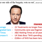#CameronMustGo because 1,265 days ago he made these 5 NHS Promises & since then hes broken every single 1 of them http://t.co/qP5IQNxj73
