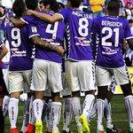 Partido importante hoy del equipo, os mando mucha fuerza desde Valencia, contando los dias para volver a ayudaros! http://t.co/r1hYgw8hSZ