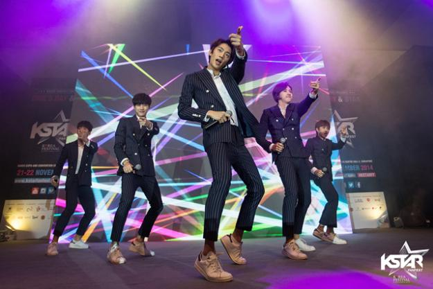 #B1A4 LIVE in Singapore at @KStarFanFest on Friday! We have the VIDEOS and PHOTOS in here: http://t.co/RYY8MQzgsg http://t.co/b0O5IByP4z