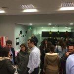 Im impressed 25 cool startups at the #egg. #SuSAthens http://t.co/M624Ud5hYT
