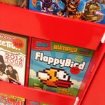 I pity the editor who had to make Flappy Birds deep universe stretch out to 128 pages for this Xmas Annual. http://t.co/oKjoIUabDR