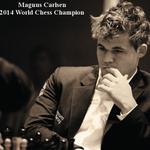 GGs!! Congratulations @MagnusCarlsen - 2014 World Chess Champion!! #CarlsenAnand #CarlsenAnand2014 http://t.co/QXBbI7rmLf