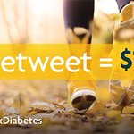 Happy Sunday everyone! Make today count by RT #SunLifeKickDiabetes & @SunLifeCA will donate $1 to T1D research! http://t.co/Ks03Rcqxyf