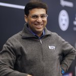 #carlsenanand #chess: We love you @vishy64theking, you are still a champion for us! http://t.co/bQTFCCQ8ra http://t.co/TlNhp9w93y