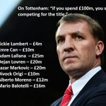 Hows that working out for you this year Brendan? #LFC http://t.co/SSgVQ5vwnZ