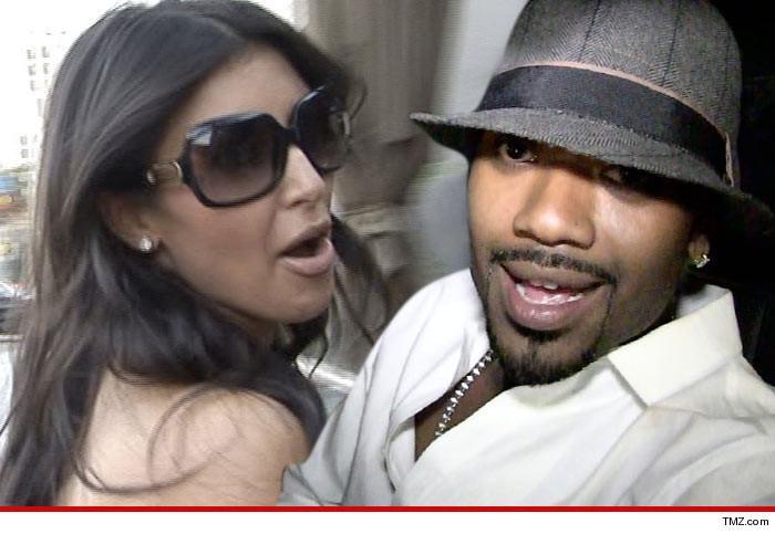 Ray J is making money off of Kim Kardashian's naked butt