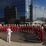 Warming up for the parade! #StamfordParade @sacredheartuniv http://t.co/t8CxEWUAwH