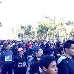 Corríamos, gritábamos y contábamos. Tampoco a los corredores se nos olvidan los #43 #Ayotzinapa #YaMeCansé #running http://t.co/EE4TDHJWer