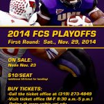 Tickets go on sale starting TODAY. @UNIFootball just extended its season. http://t.co/eYrQs44GQU