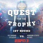 #FCSPlayoffs 1st Round: Morgan State at Richmond - 1 pm ET http://t.co/kZRRHDnlaT
