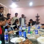 IK did lunch in Gujranwala, before going to jalsa gah.. http://t.co/qeqq8dMtW4