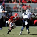 Remember that horrible secondary #UGA had vs. South Carolina? Dawgs now have the No. 7 passing defense in the nation. http://t.co/7FNlIYJYMY