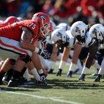 National rank for rushing offense: No. 1 - Georgia Southern No. 4 - Georgia Tech No. 13 - Georgia http://t.co/L0sjpilwbf