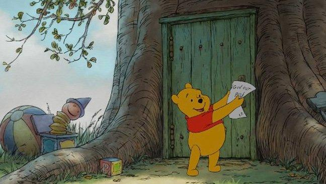 """Town Bans Winnie the Pooh for Being Half-Naked, Sexually """"Dubious"""""""
