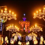 Can i just say, the UST Christmas lights were so much better last year... 😒 http://t.co/IJs1YTq0bR